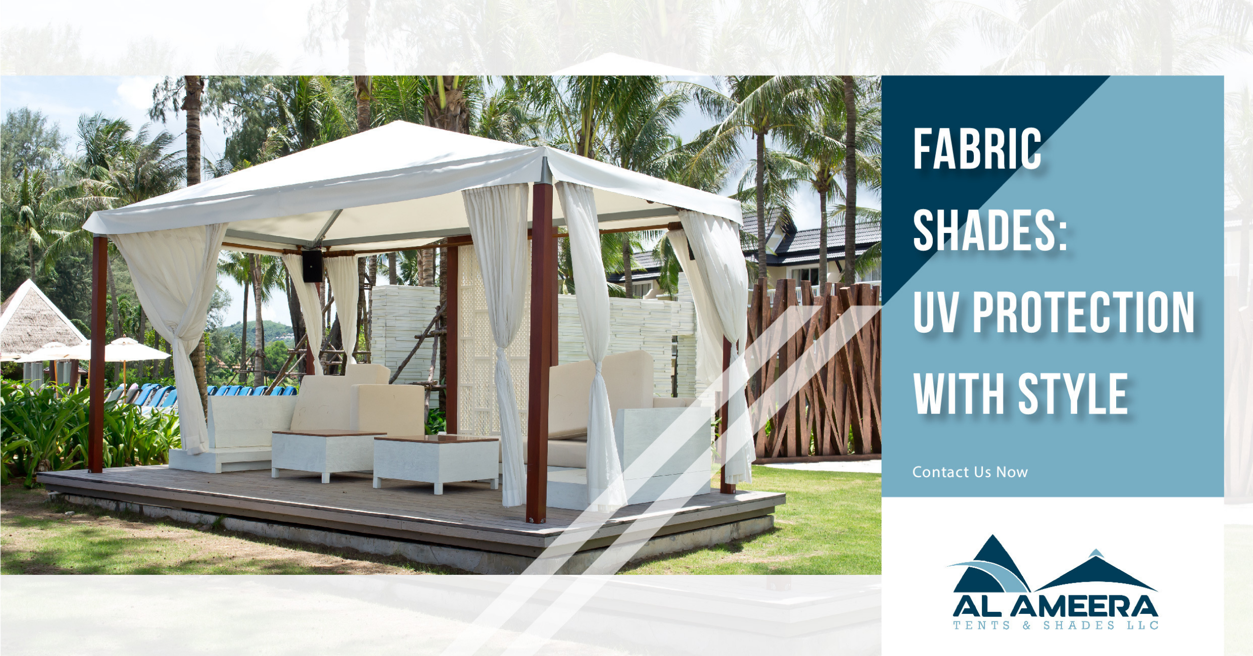 Fabric Shades: UV Protection with Style