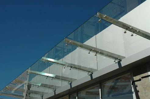 Aluminum and Glass System