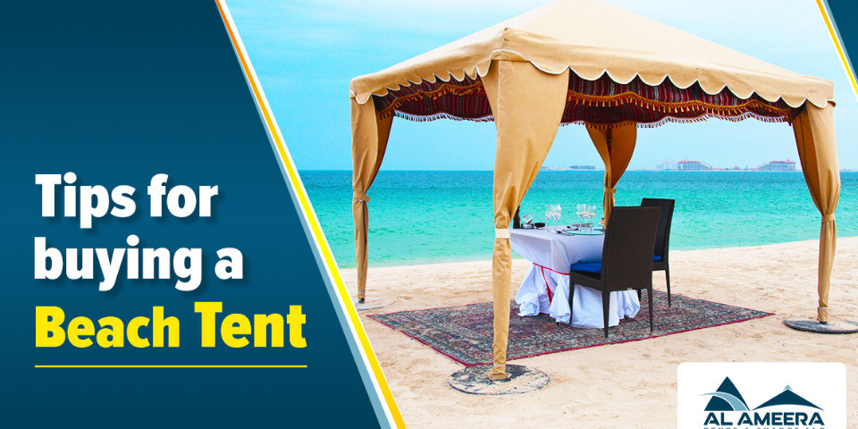 Tips For Buying A Beach Tent Fabric Tent Structures Al