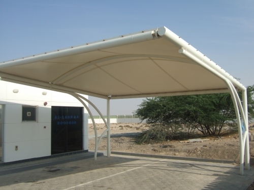 Car Parking Shades Supplier
