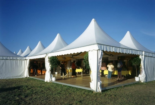Rental Tent - Al Ameera Tents & Shades