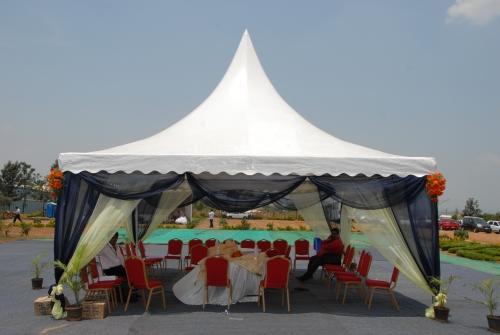 Event Tent Canopy - Al Ameera Tents & Shades