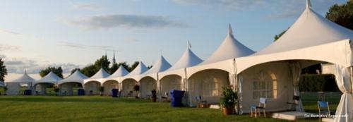 5m x 5m Canopy Tents - Al Ameera Tents & Shades