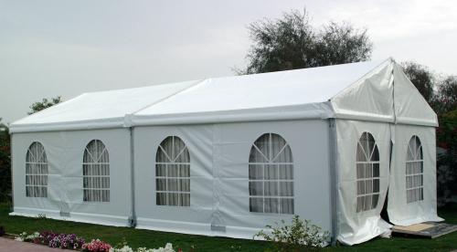 PVC Rental Tent - Al Ameera Tents & Shades