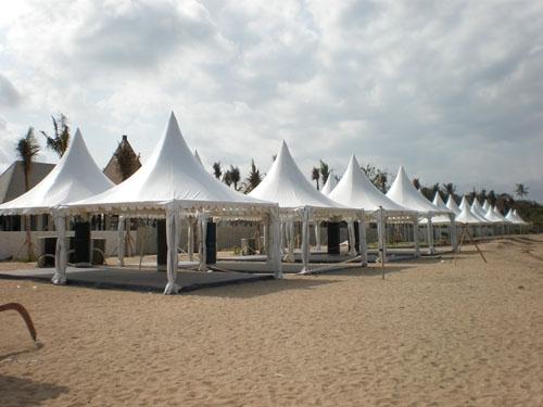 Canopy Tent - Al Ameera Tents & Shades