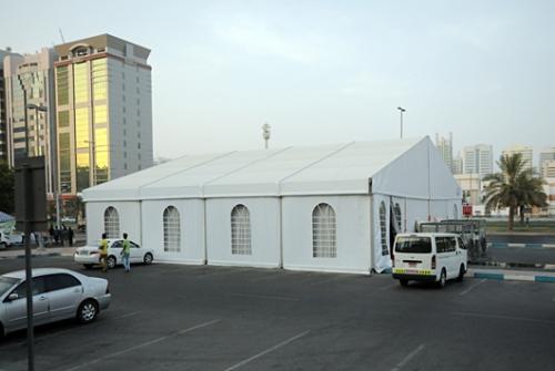 Ramadan Tent - Al Ameera Tents & Shades