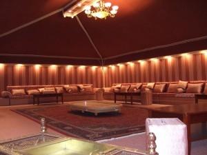Arabic Tents - Al Ameera Tents & Shades