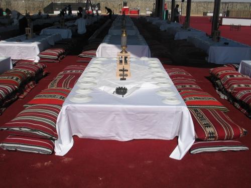 National Day Tent - Al Ameera Tents & Shades