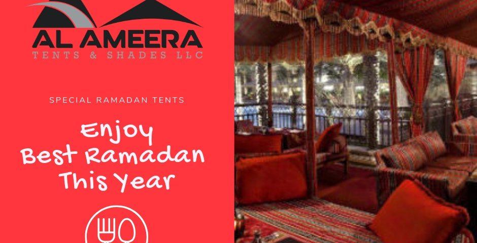 Ramadan Rental Tent