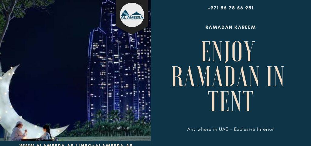 Ramadan Tent on Rent Abu Dhabi