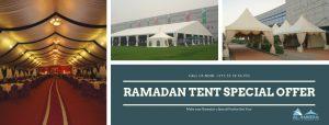 Ramadan Tent Special Offer