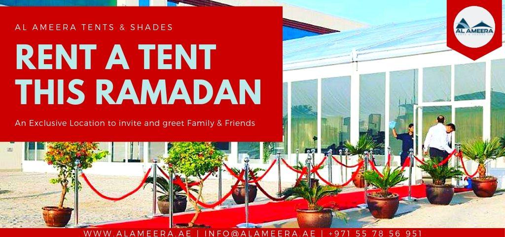 Rent a Tent Ramadan