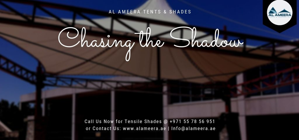 Tensile Fabric Shades Structures