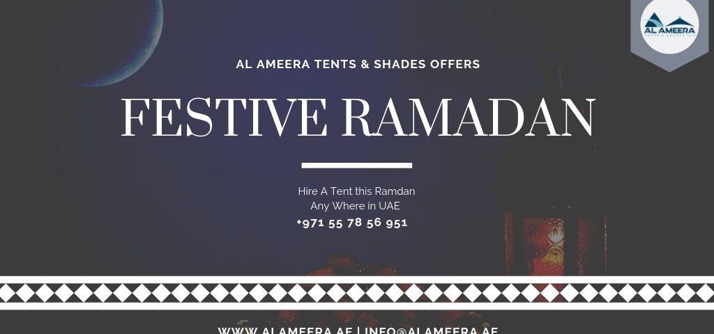 Ramadan Festive Tent