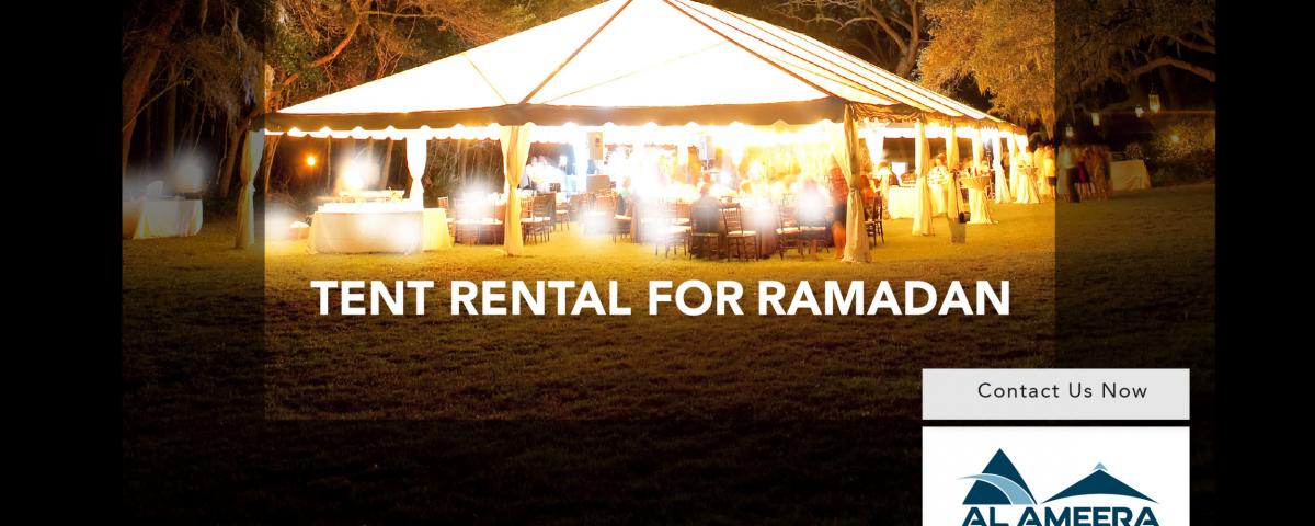 Ramadan Tent Rental in Dubai, Abu Dhabi, Sharjah, Fujairah