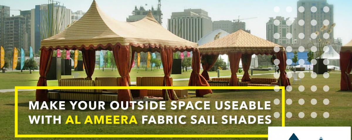 Fabric Sail Shades