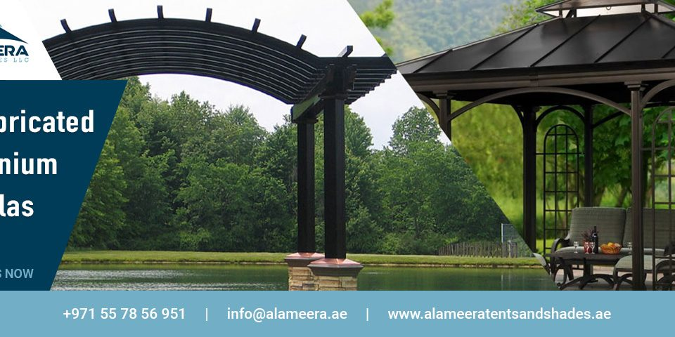 Prefabricated Aluminium Pergolas