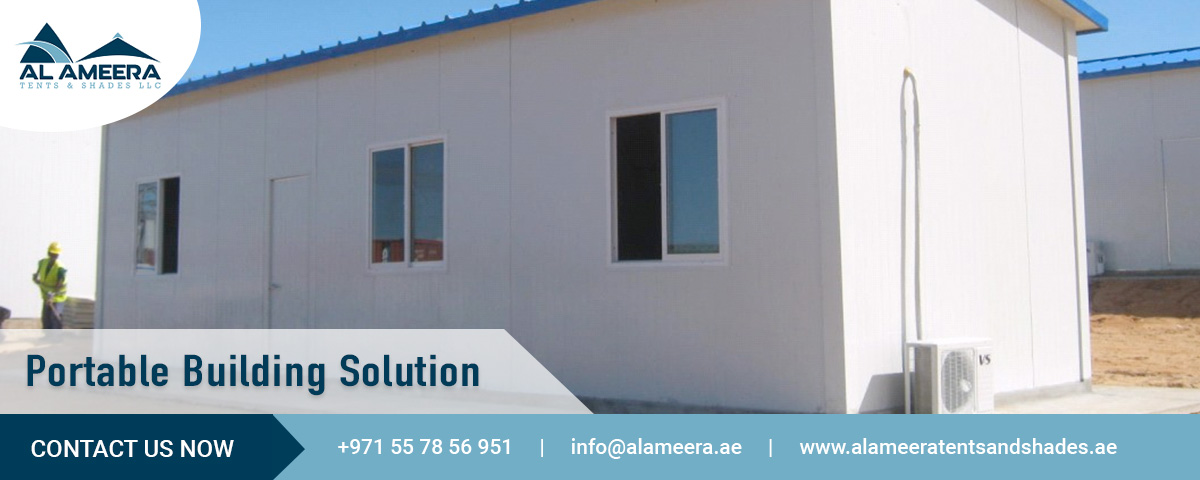 portable building solution UAE