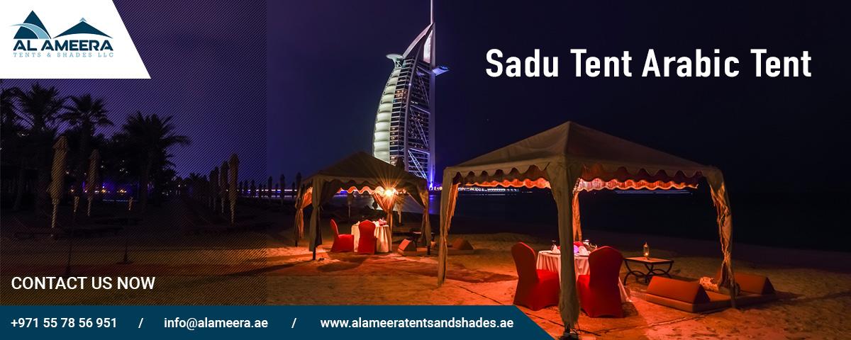Sadu Tent Arabic Tent