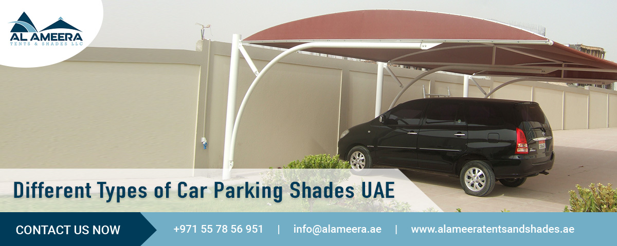 Different Types of Car Parking Shades UAE