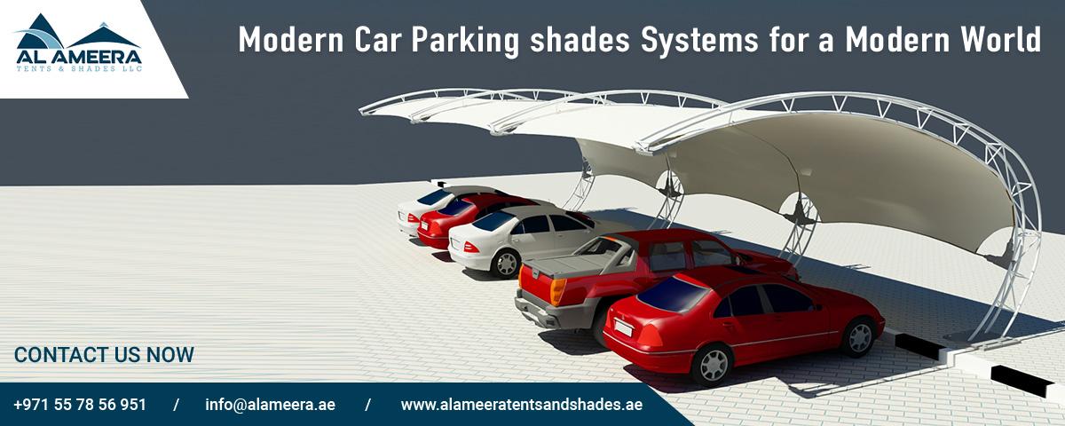 Modern Car Parking shades Systems for a Modern World