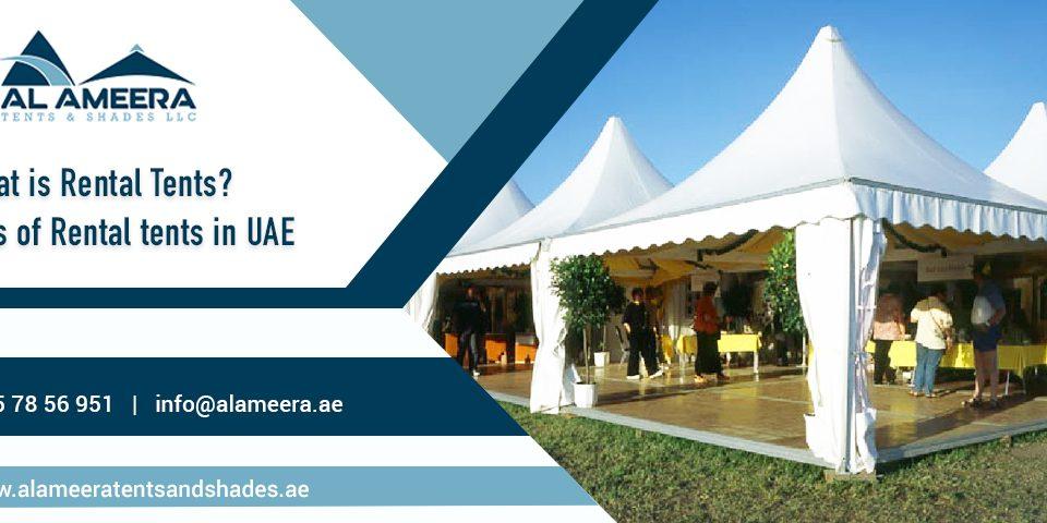 Tent Rental Abu Dhabi