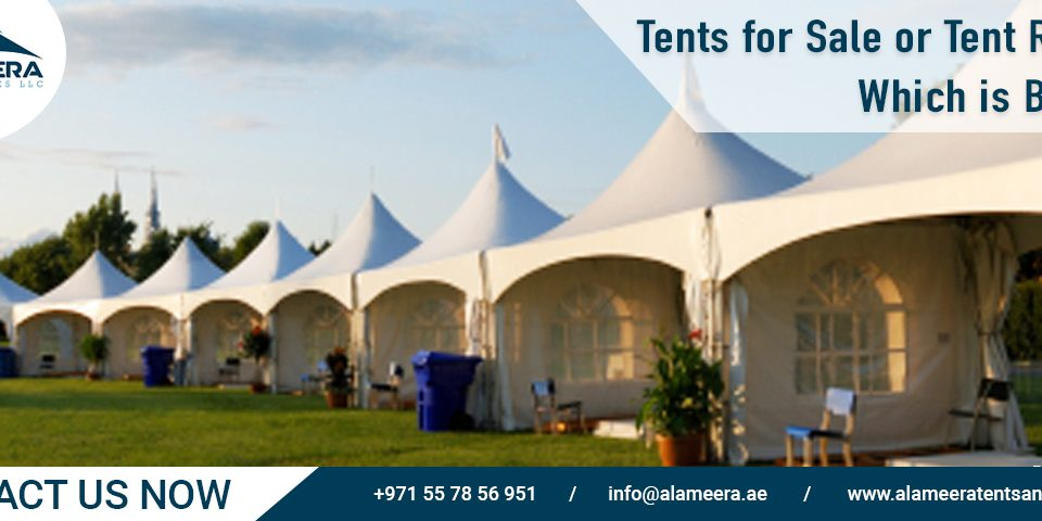 Tents for sale in Abu Dhabi