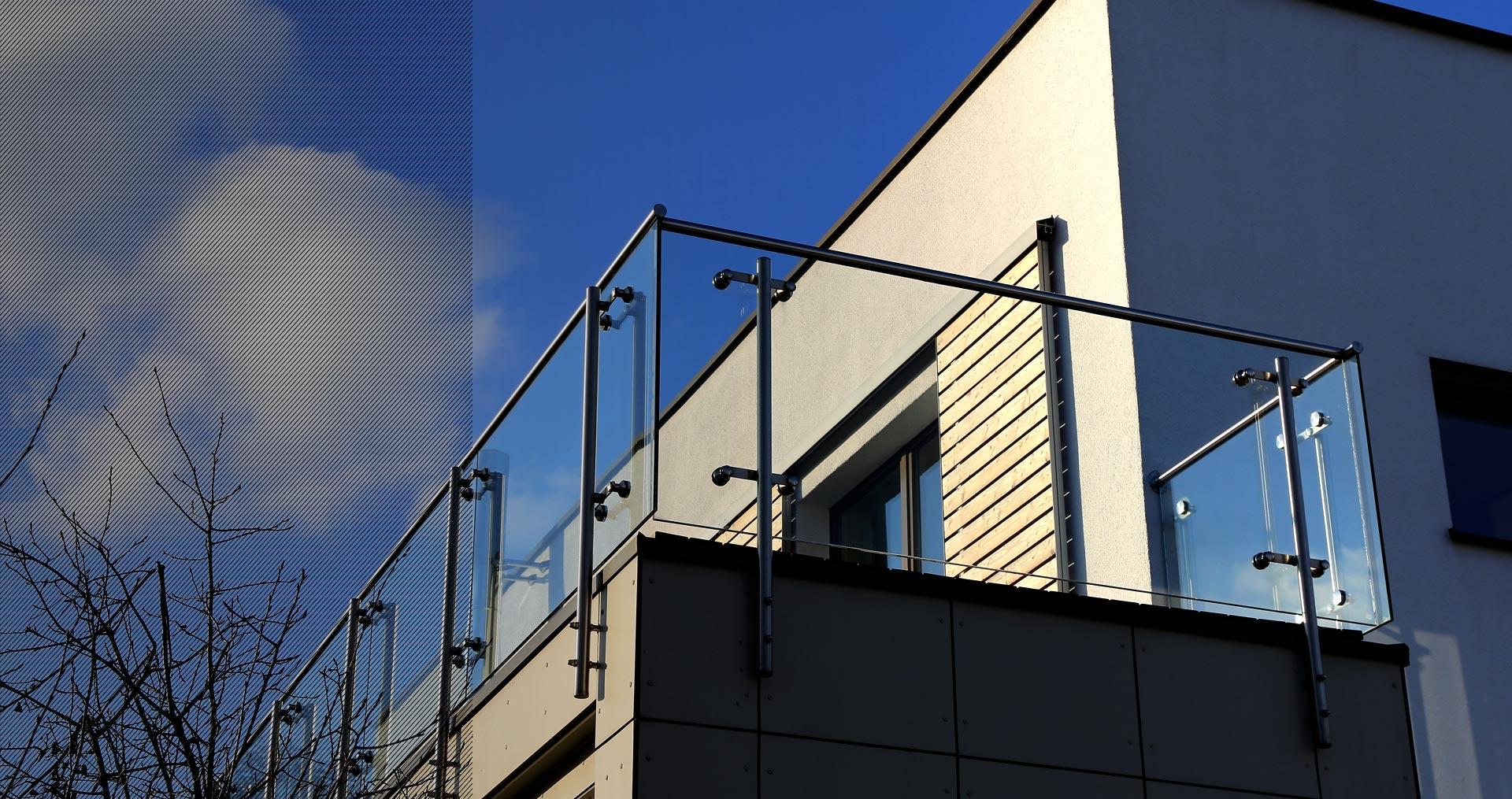 Aluminum Glass System